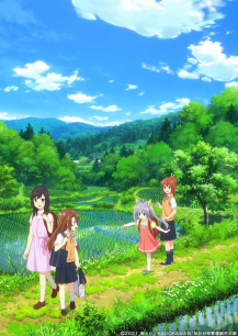 "Third Season of Anime ""Non Non Biyori"" will start broadcasting in January 2021."